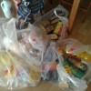 Donamos comida a una d nuestras familias que tiene una GRAN NOTICIA