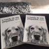 """Recaudamos 60 € gracias a los ejemplares donados por Emilio Ortiz de su libro """"A través de mis pequeños ojos"""""""
